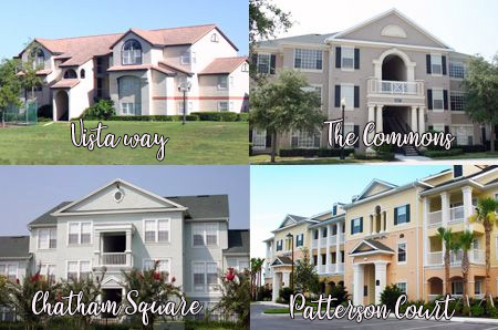 4 residences disney