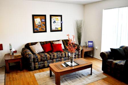 disney living room
