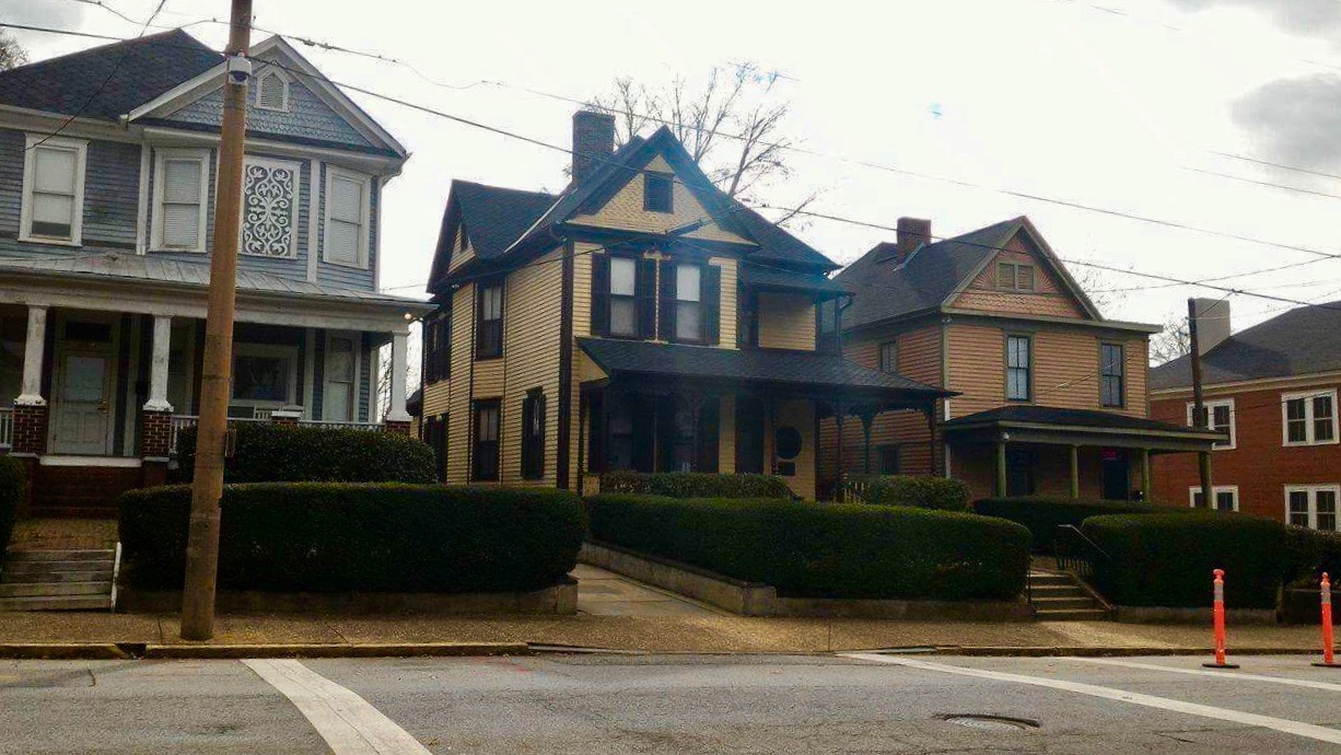 martin luther king house