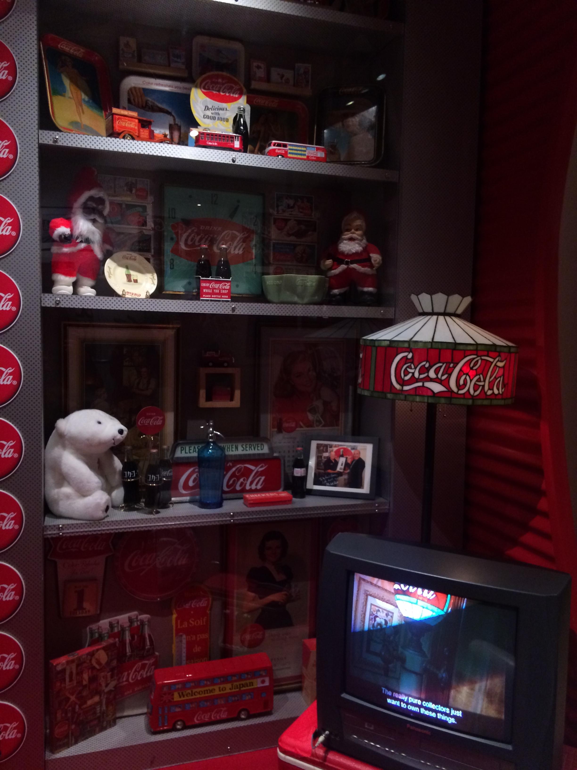 merchandise coca cola