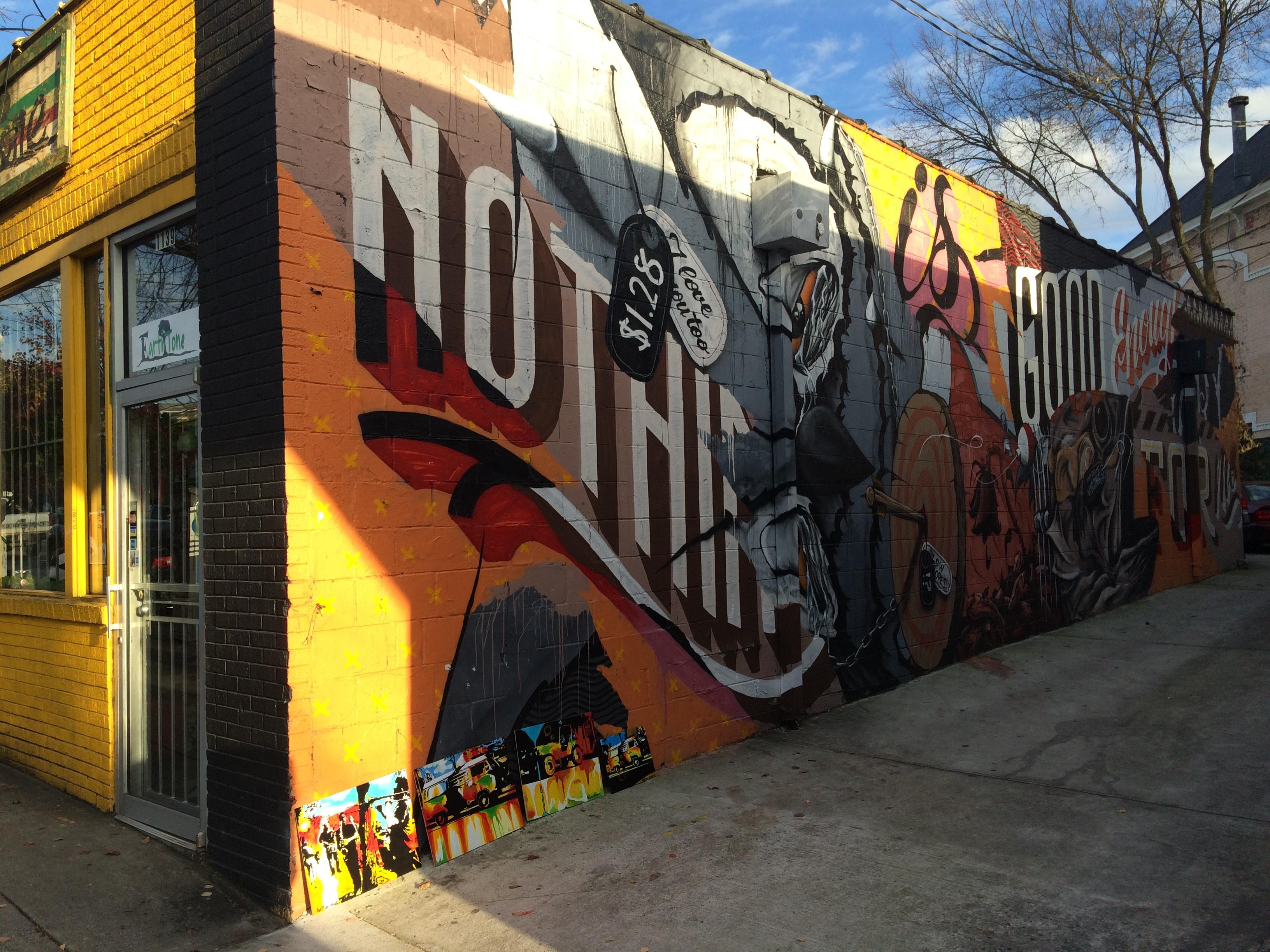 L5P street art