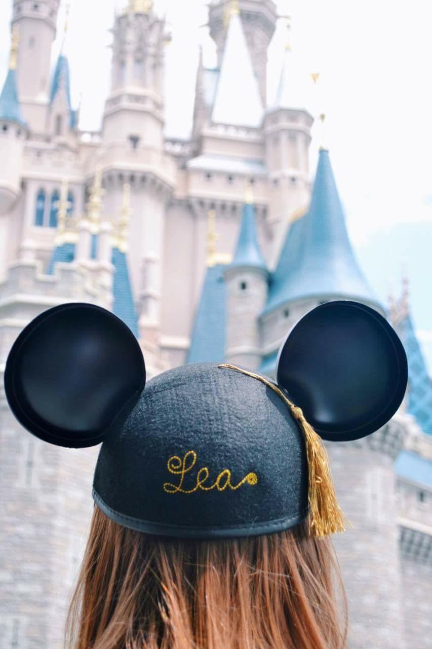 embroidery mickey's hat, Magic Kingdom