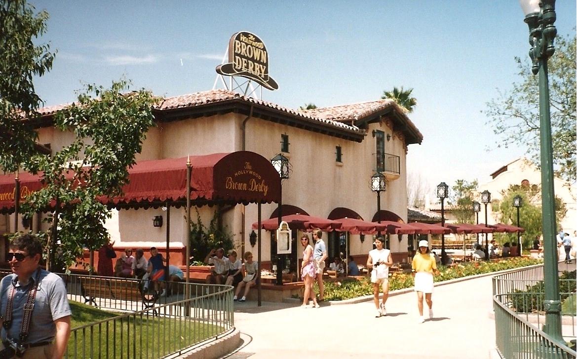 Disney's Hollywood Brown Derby, Hollywood Studio